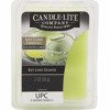 Candle-lite Everyday Collection Highly Fragranced Wax Cubes 2 oz intensywny wosk zapachowy kostki 56 g ~ 60 h - Key Lime Gelato
